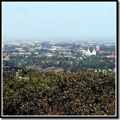 Mt. Soledad Veteran's Memorial; Southern California