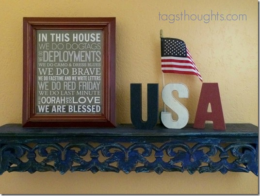 Free Printables for Military Families; In This House, We Do. For Navy, Army, Air Force & Marines. trishsutton.com