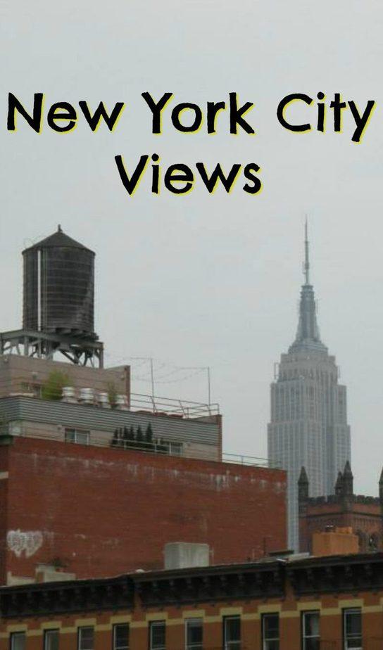 New York City Views; Travel To New York City | Heather Garcia