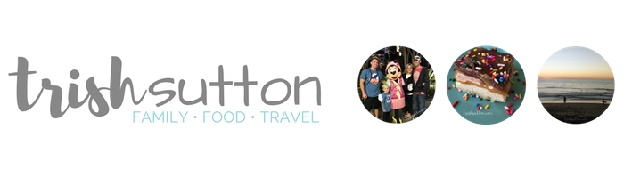 Trish Sutton - Family * Food * Travel