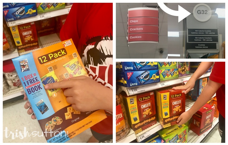 Back to School Feeding Reading   Kellogg's and Scholastic free book program 1 Book = 1 Box promotion ends 09/30/18. #BreakfastAndRead #ad