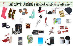 Stocking Stuffers Gift Guide   25 Small Gifts Under $25 TrishSutton.com