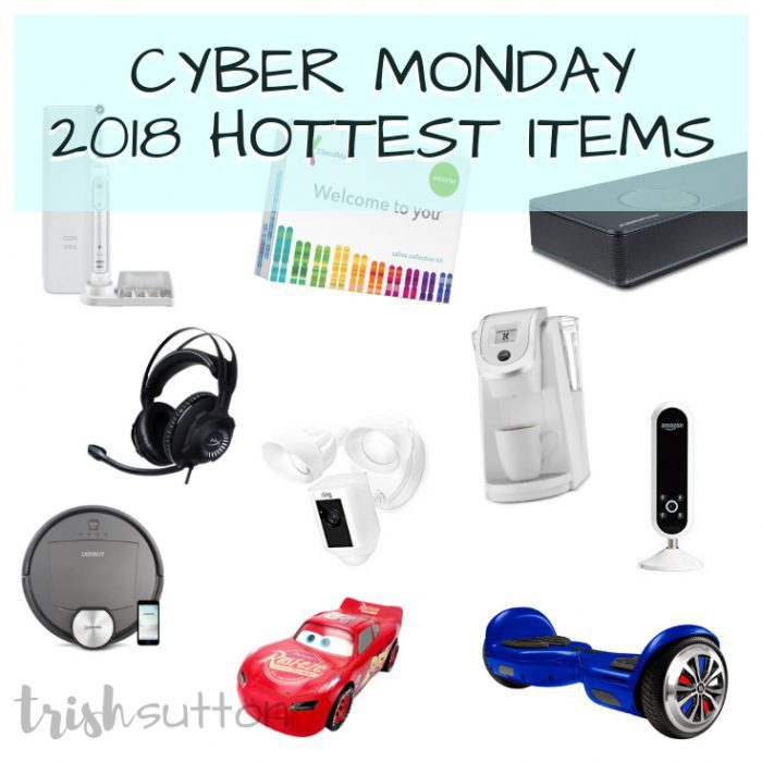 Cyber Monday 2018   Hottest Items